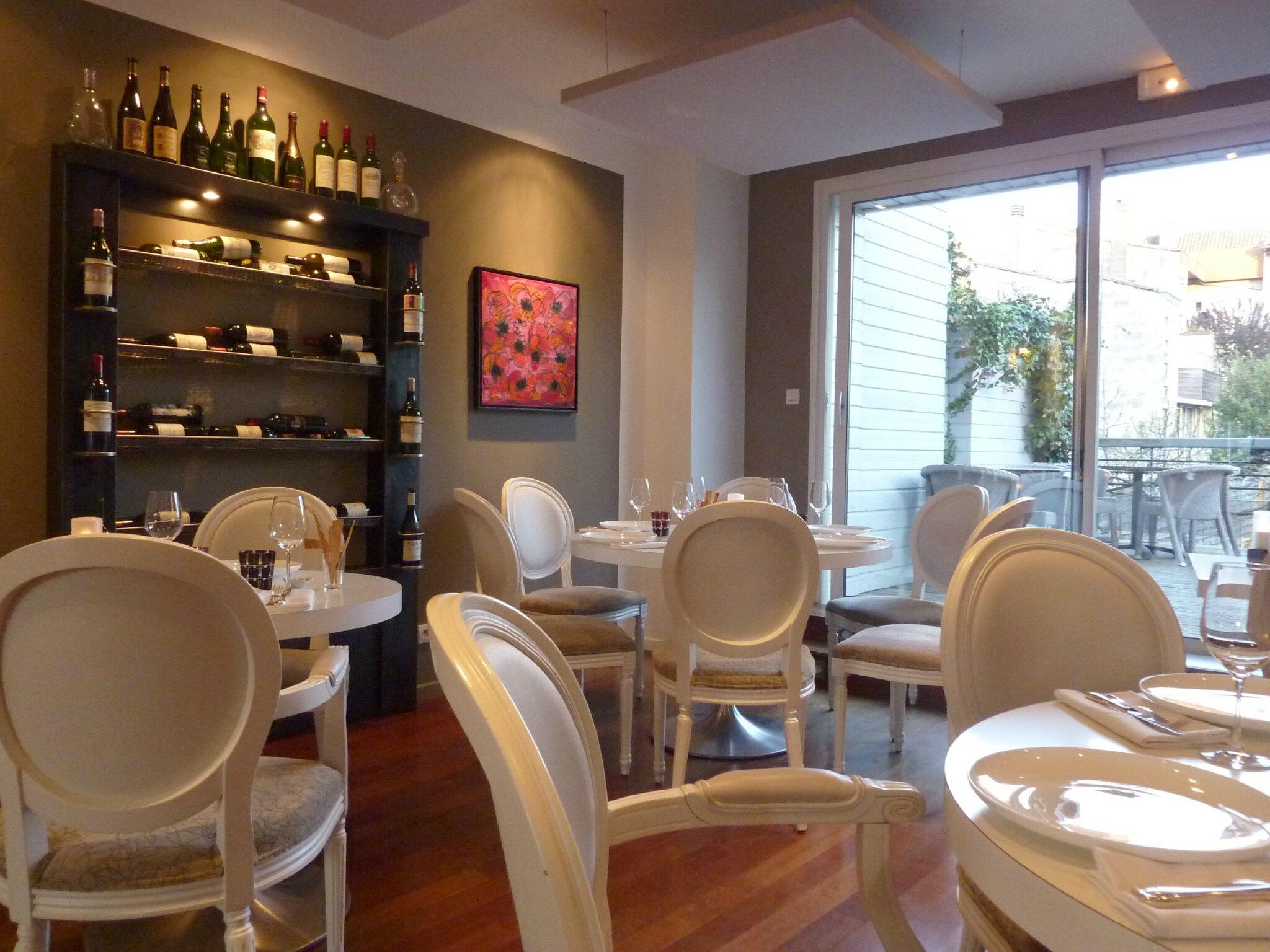 Restaurant L\'oiseau bleu – Bordeaux - LesplatsdePat