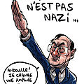 Guant nazi? Vous plaisantez monsieur?