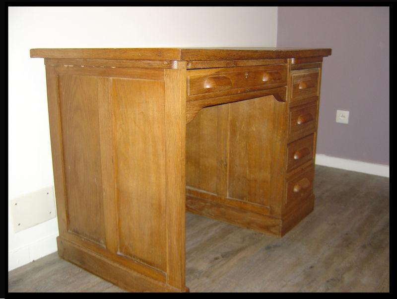 Bureau ancien tous les messages sur bureau ancien les enfants du vintage - Bureau ancien enfant ...