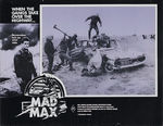 Mad Max lobby card australienne 5