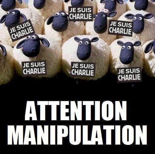 Attaque de Charlie Hebdo, False Flag des services secrets pour attaquer la Syrie
