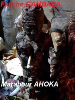 fétiche gambada-marabout ahoka - Copie