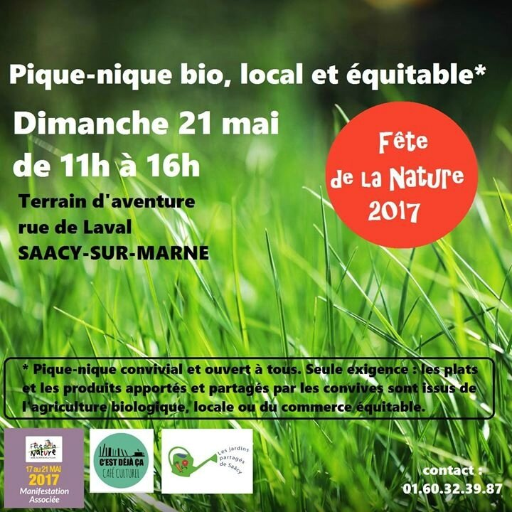 fete de la nature saacy