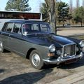 Vanden plas princess 4 litre R de 1965 (Retrorencard mars 2010)