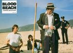 Blood Beach lobby card allemande 5