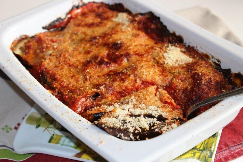 aubergines alla parmigiana jamie oliver