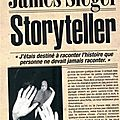 Storyteller ---- James Siegel