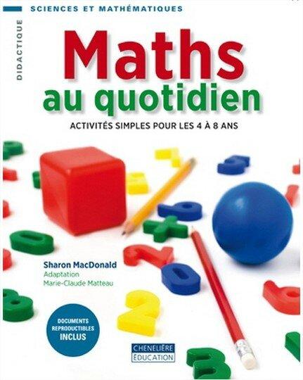Maths au quotidien