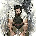 Marvel now ! wolverine 1 variant cover