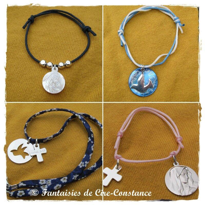 Bracelets collier spi