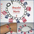 Bracele marin 3 mosaïque