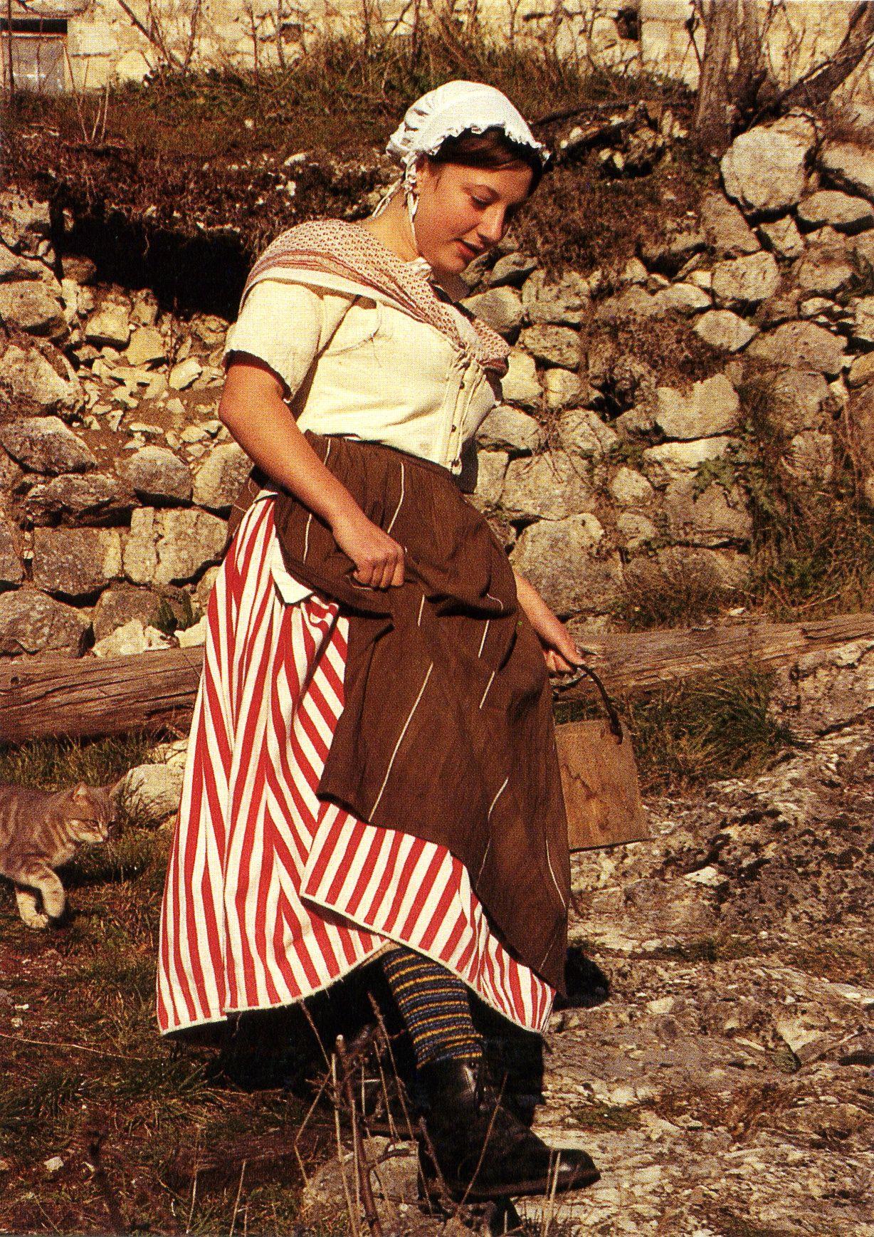 Costume paysan