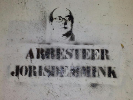 arresteer joris demmink
