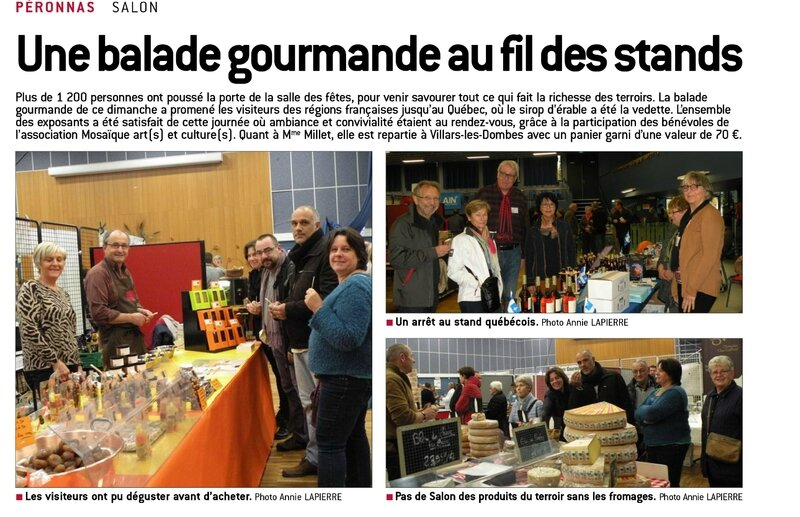 15 - salon 2016 article du 31-10