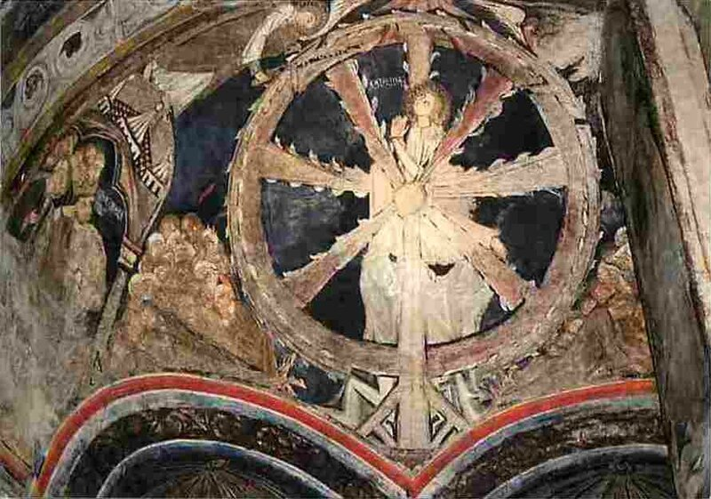 CPM Puy en Velay Cathédrale Martyre de Sainte Catherine 12 et 13è siècle