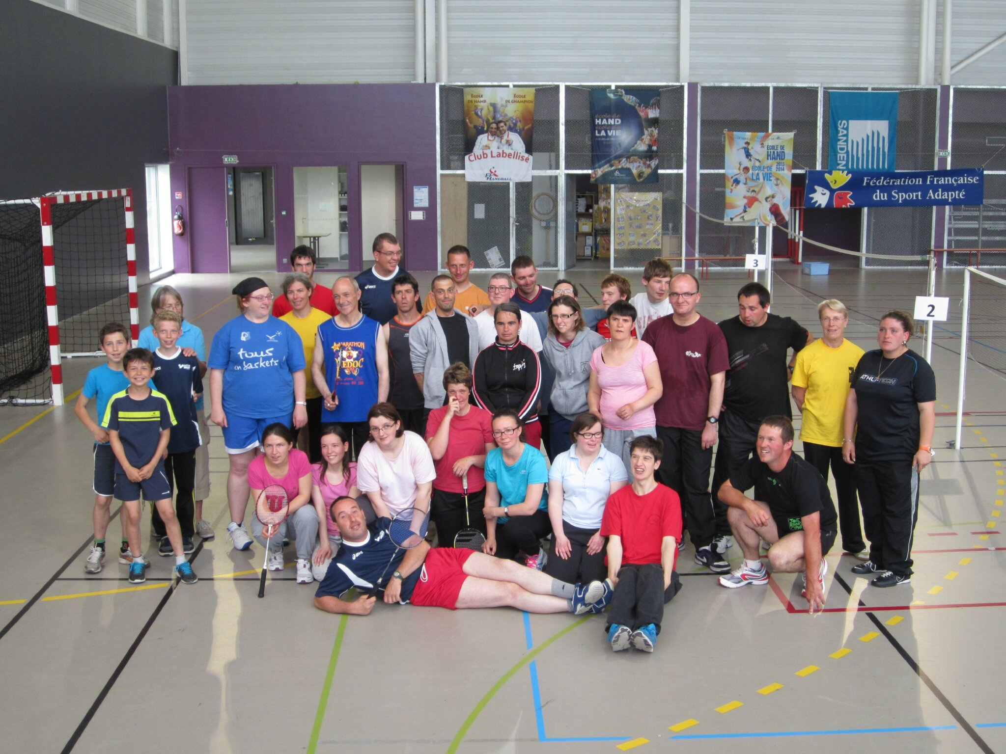 Tournoi de badminton tint niac 35 le blog de ligue de - Ligue de bretagne de tennis de table ...