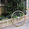 La roue de la rue mazarine