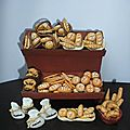 étalage pains
