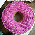 Le coussin doughnut !