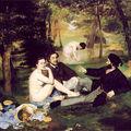 Manet au musée d'orsay