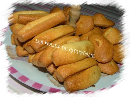 Madeleines longues 7