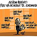 ps hollande alstom humour