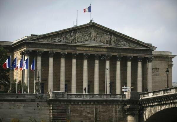 le-palais-bourbon-siege-de-l-assemblee-nationale-le-15-juin-2015-a-paris