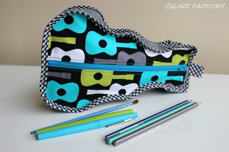Trousse Guitare 5