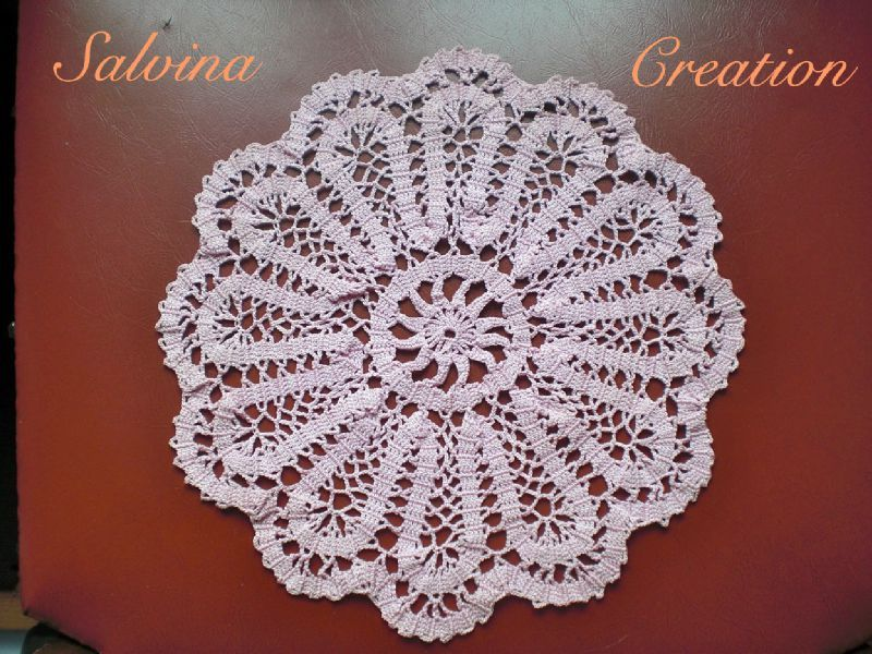 Bruges Crochet http://salvinacreation.canalblog.com/archives/2012/03/22/23832349.html