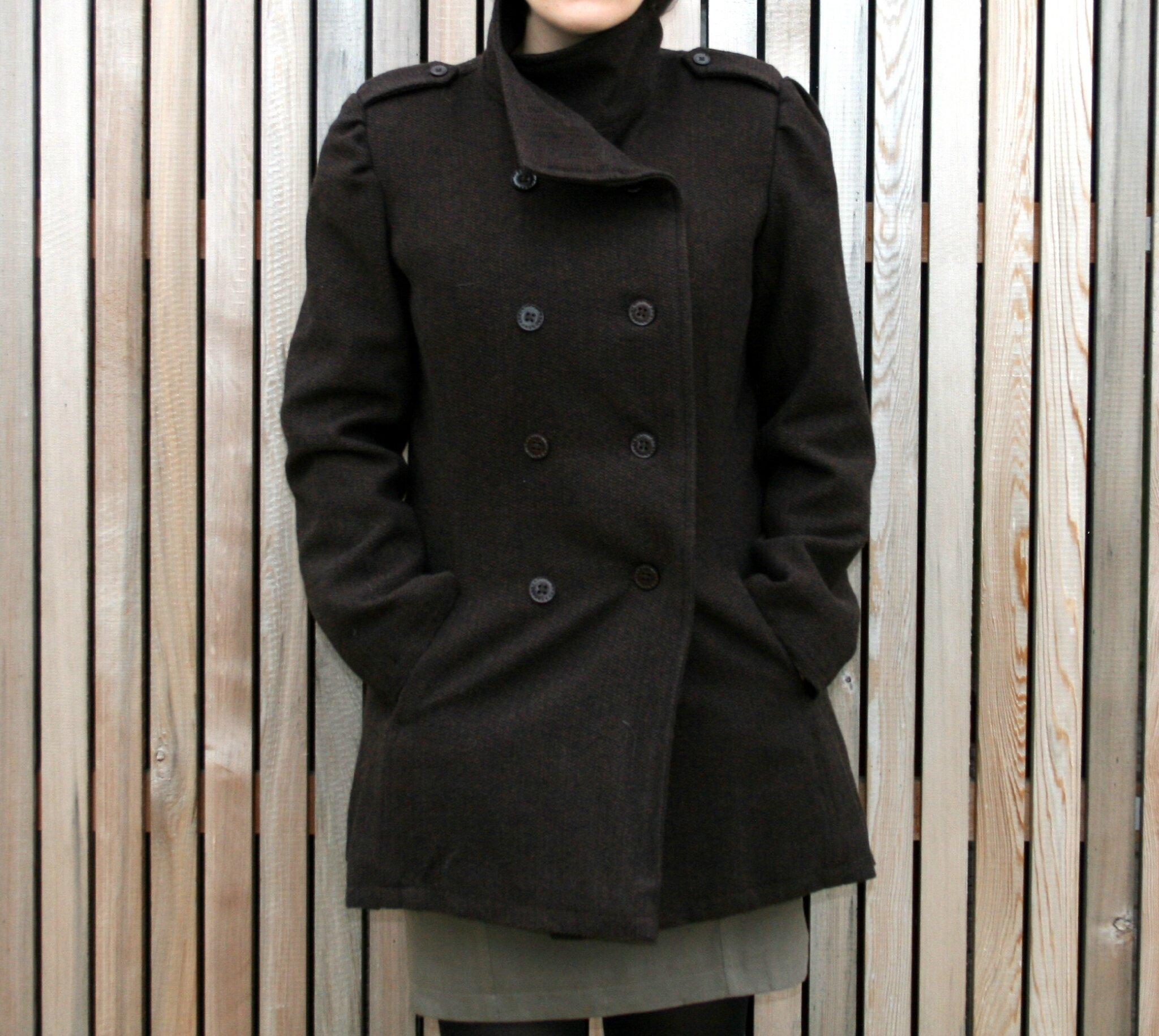 Quart Coat - Pauline Alice