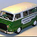 Renault estafette minibus …