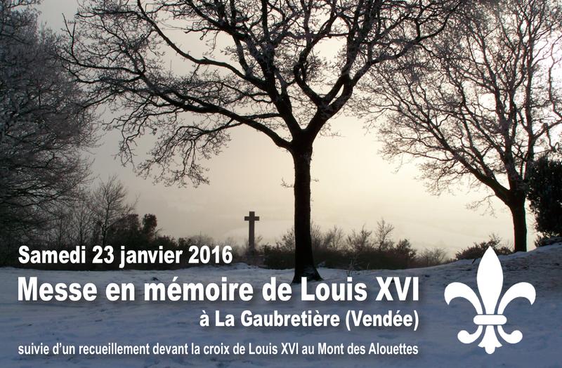 En memoire de Louis XVI