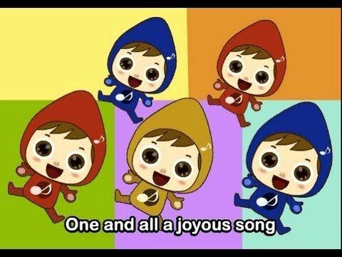 Maxi*mum conseille les Muffin songs