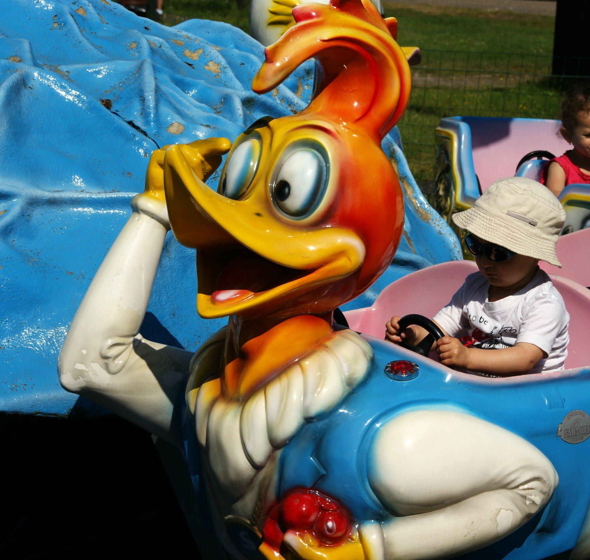 Babyland : un parc d'attraction pour les petits