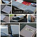 Road book london 2012