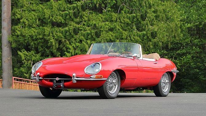 1964 Jaguar E-Type Roadster