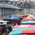 Marché de Rennes : Les Lices