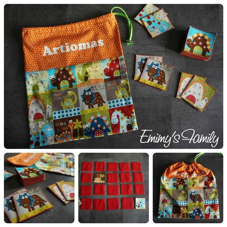 Emimy's family pour Artiomas