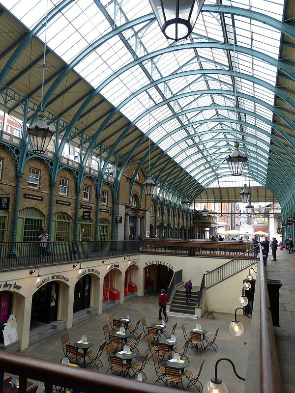 covent garden la hall