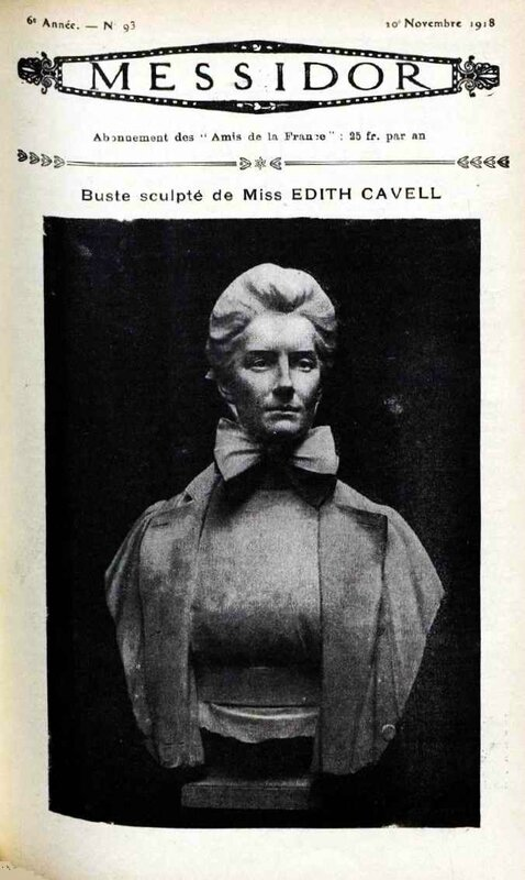 Messidor Buste Cavell
