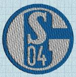 foot fc schalke machine