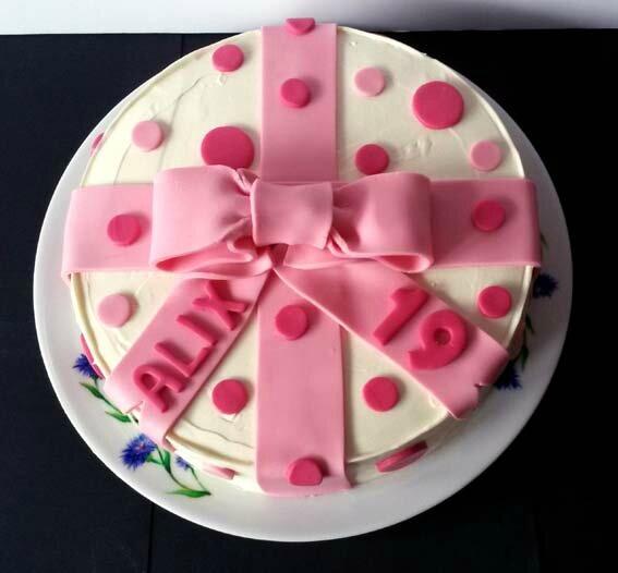 gâteau alix