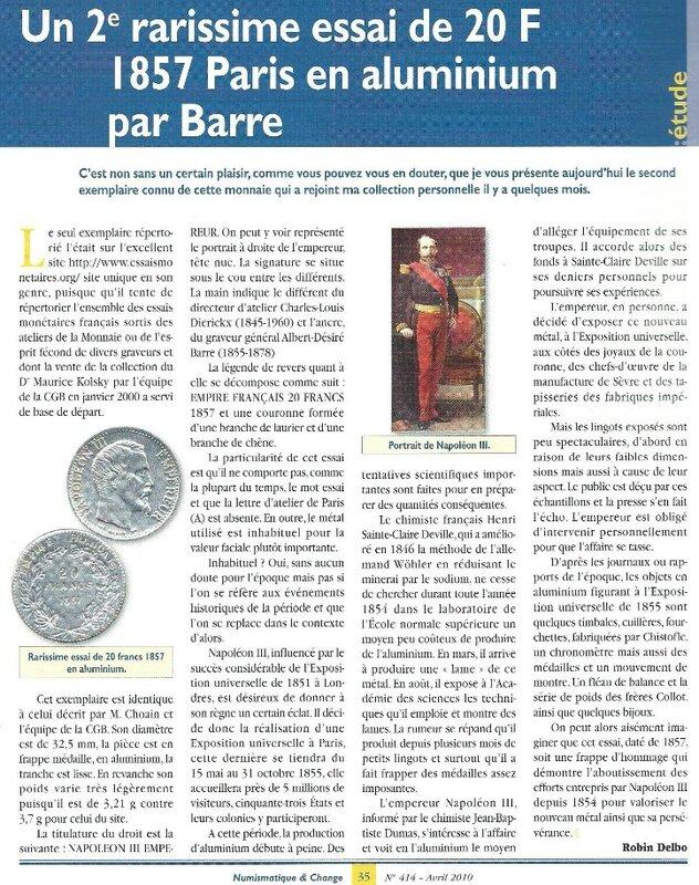 20 francs 3