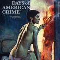 Remender, rick, tocchini, greg : the last days of american crime.