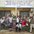 projet céramique Congo