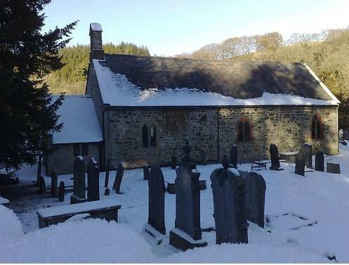 St Mary's Church Cyffylliog