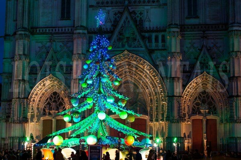 Cathédrale sapin Noël 2017 (9)