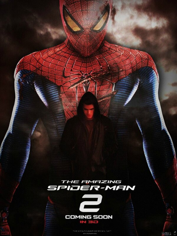 Affiche : The AMAZING SPIDER-MAN 2