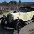 ROLLS ROYCE 20-25 Light Six special touring 1932 Schwetzingen (1)