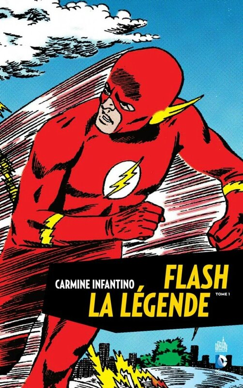 DC archives flash la légende 1